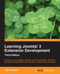 8379OS_Learning Joomla! 3 Extension Development_cov