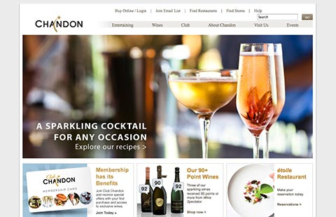 Chandon Wine